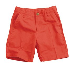 Wes and Willy Red Nantucket Shorts
