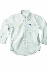 Wes and Willy White Long Sleeve Oxford Dress Shirt