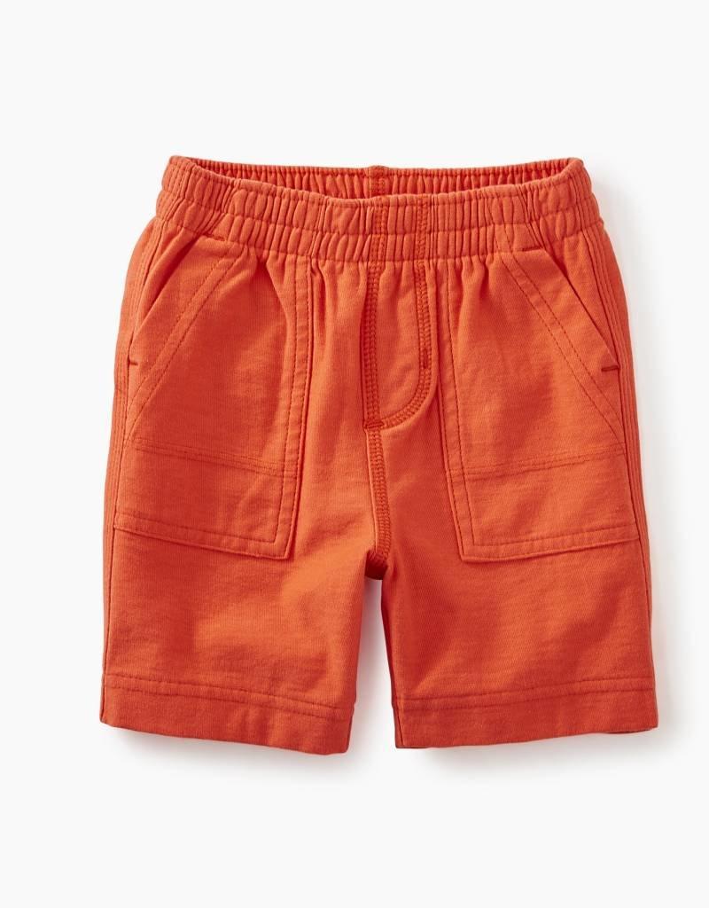 Tea Collection Nectarine Playwear Baby Shorts