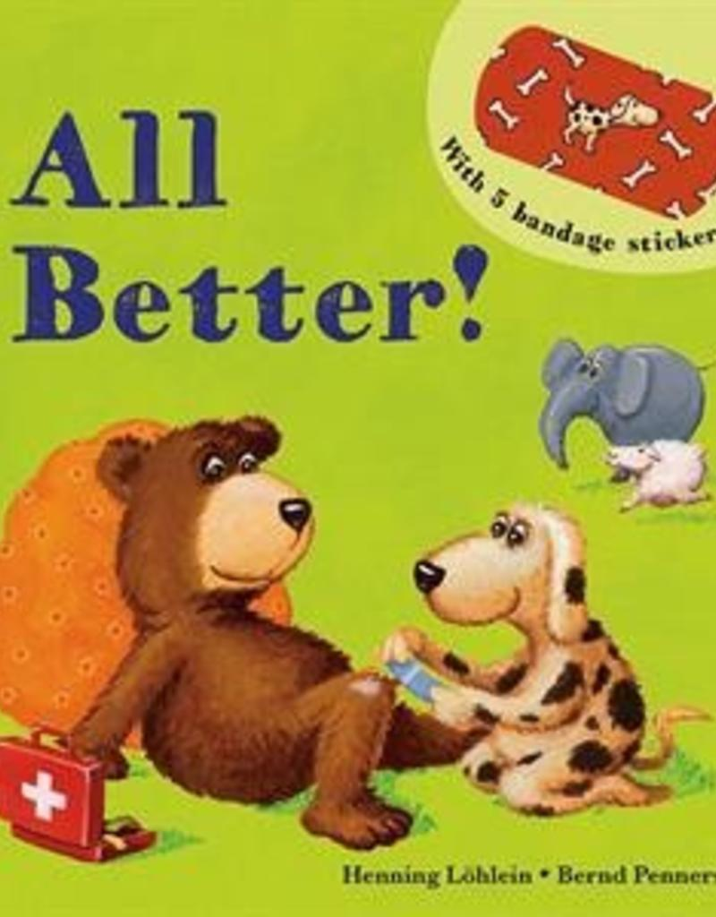 Usborne Books All Better Book