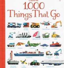 Usborne Books 1000 things that go book