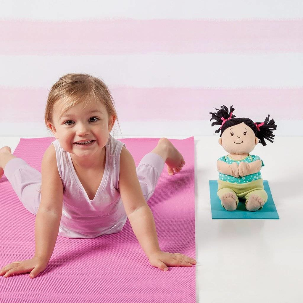 Manhattan Toy Yoga Outfit Baby Stella