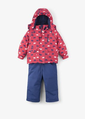 Hatley Polar Bear Silhouette Snow Suit