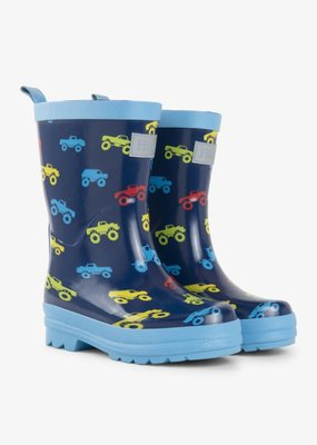 Hatley Colorful Monster Truck Rain Boots