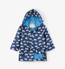 Hatley Color Changing Monster Truck Raincoat