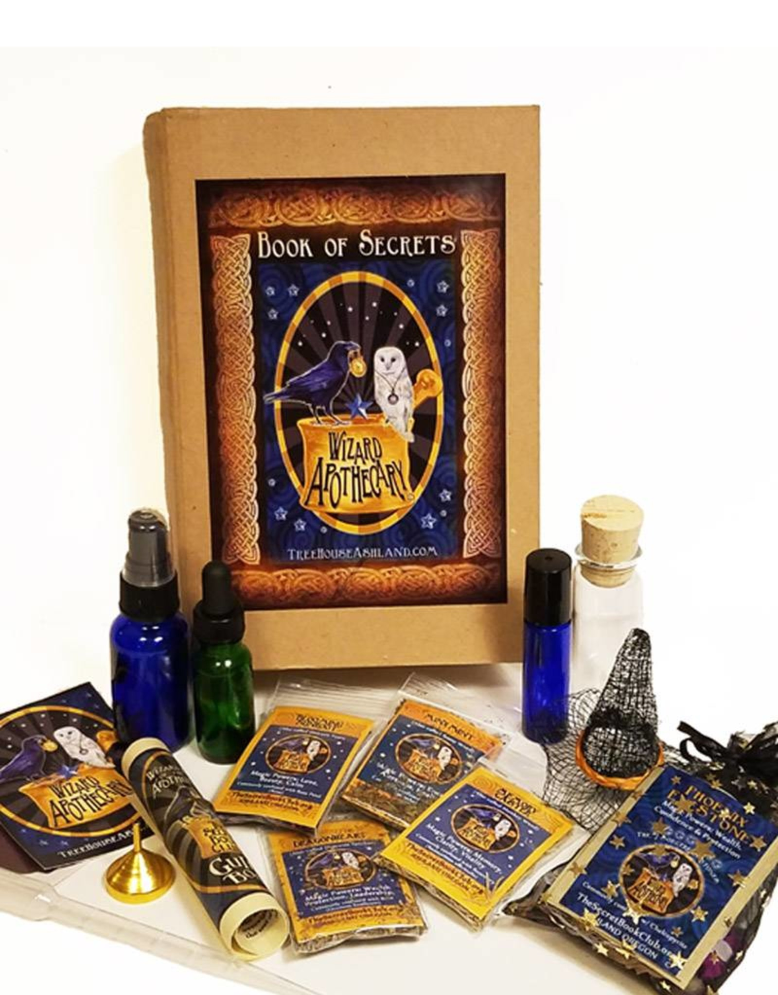 LadyJane Studios Secret Most Excellent Potion Kit