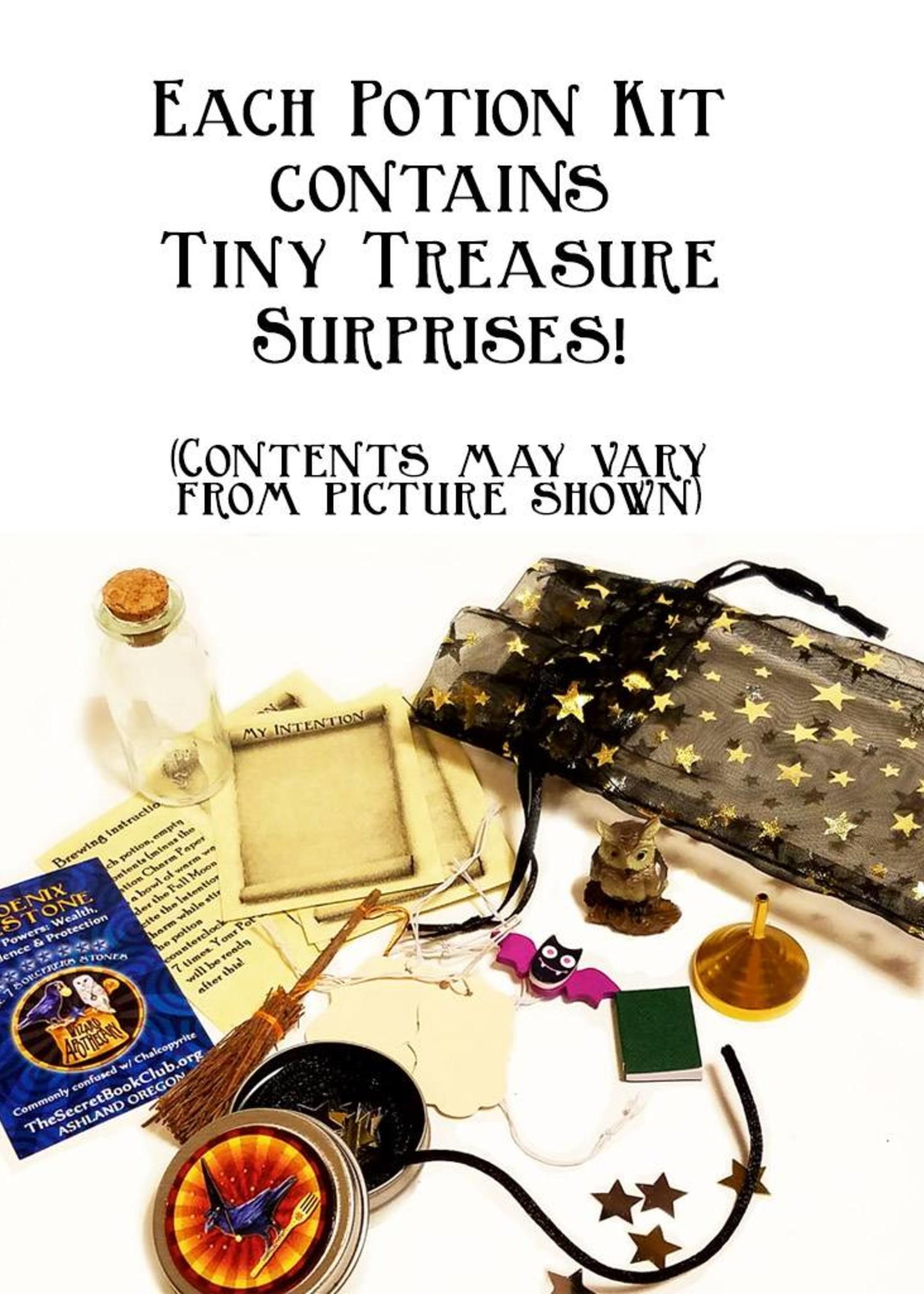 LadyJane Studios Secret Most Excellent Potion Kit