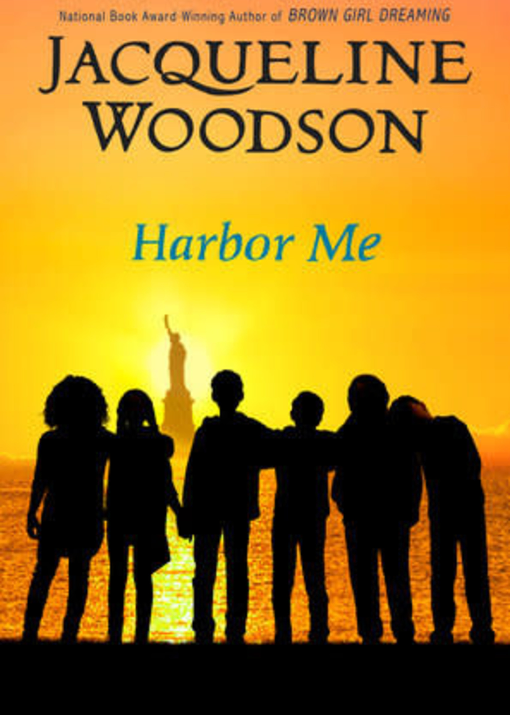 Harbor Me - Hardcover