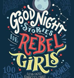 Good Night Stories for Rebel Girls, Volume 1 - HC