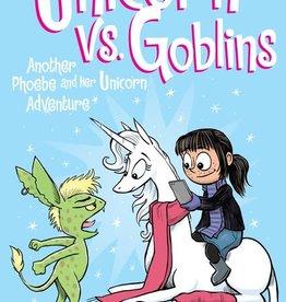 Phoebe and Her Unicorn #03, Unicorns vs. Goblins GN - PB