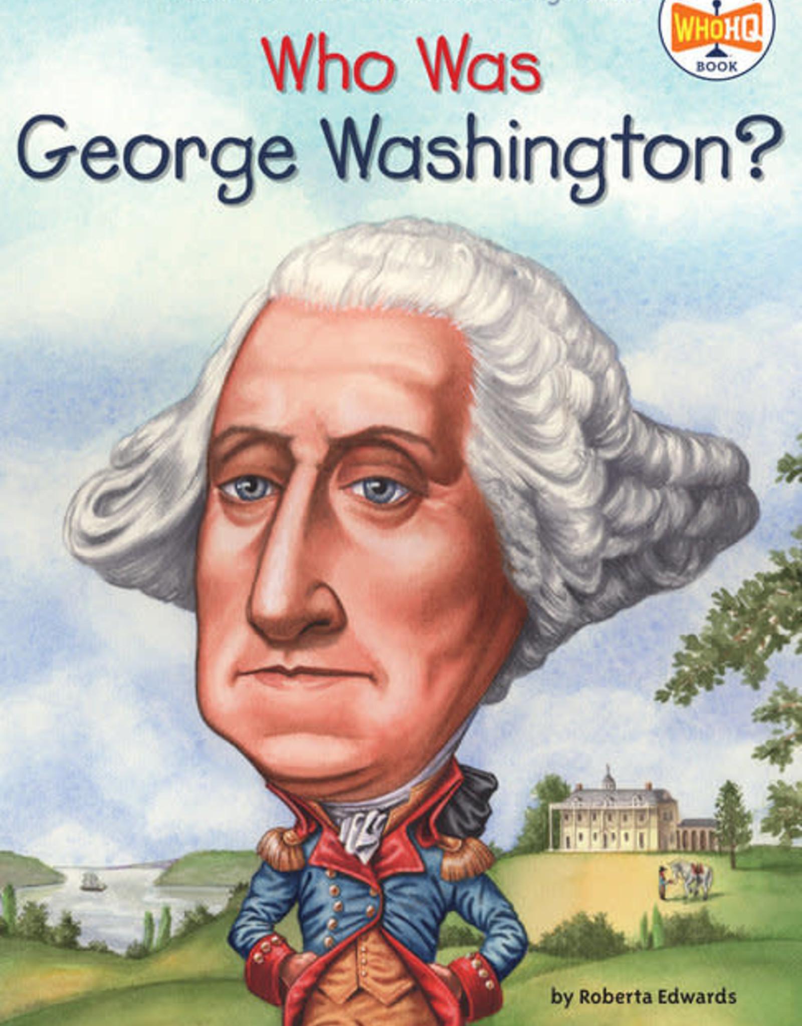 Who Was George Washington? - PB