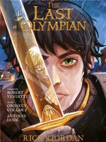 Percy Jackson and the Olympians #05, The Last Olympian GN - PB