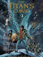 Percy Jackson and the Olympians #03, The Titan's Curse GN - PB