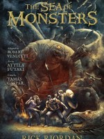 Percy Jackson and the Olympians #02, The Sea of Monsters GN - PB