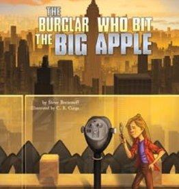 Field Trip Mysteries: The Burglar Who Bit the Big Apple - PB