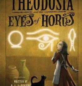 Theodosia #03, and the Eyes of Horus - PB
