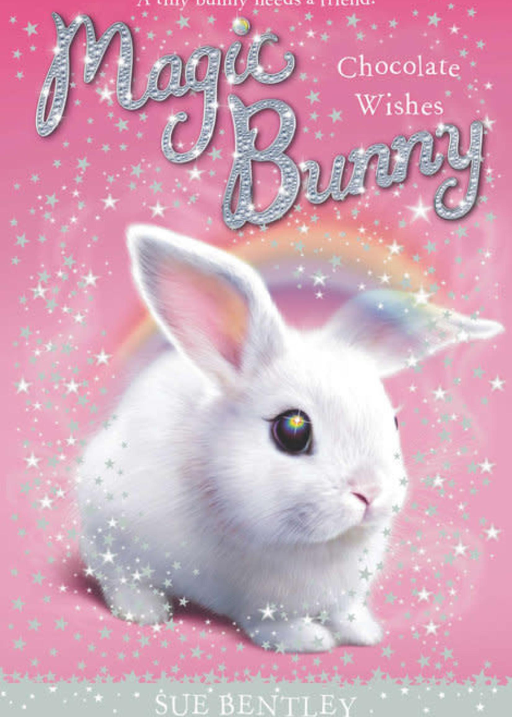 Magic Bunny #01, Chocolate Wishes - Paperback