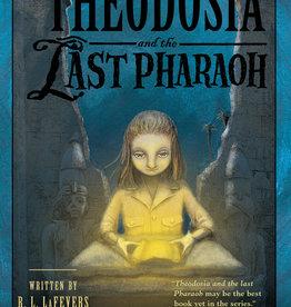 Theodosia #04, Last Pharaoh - PB