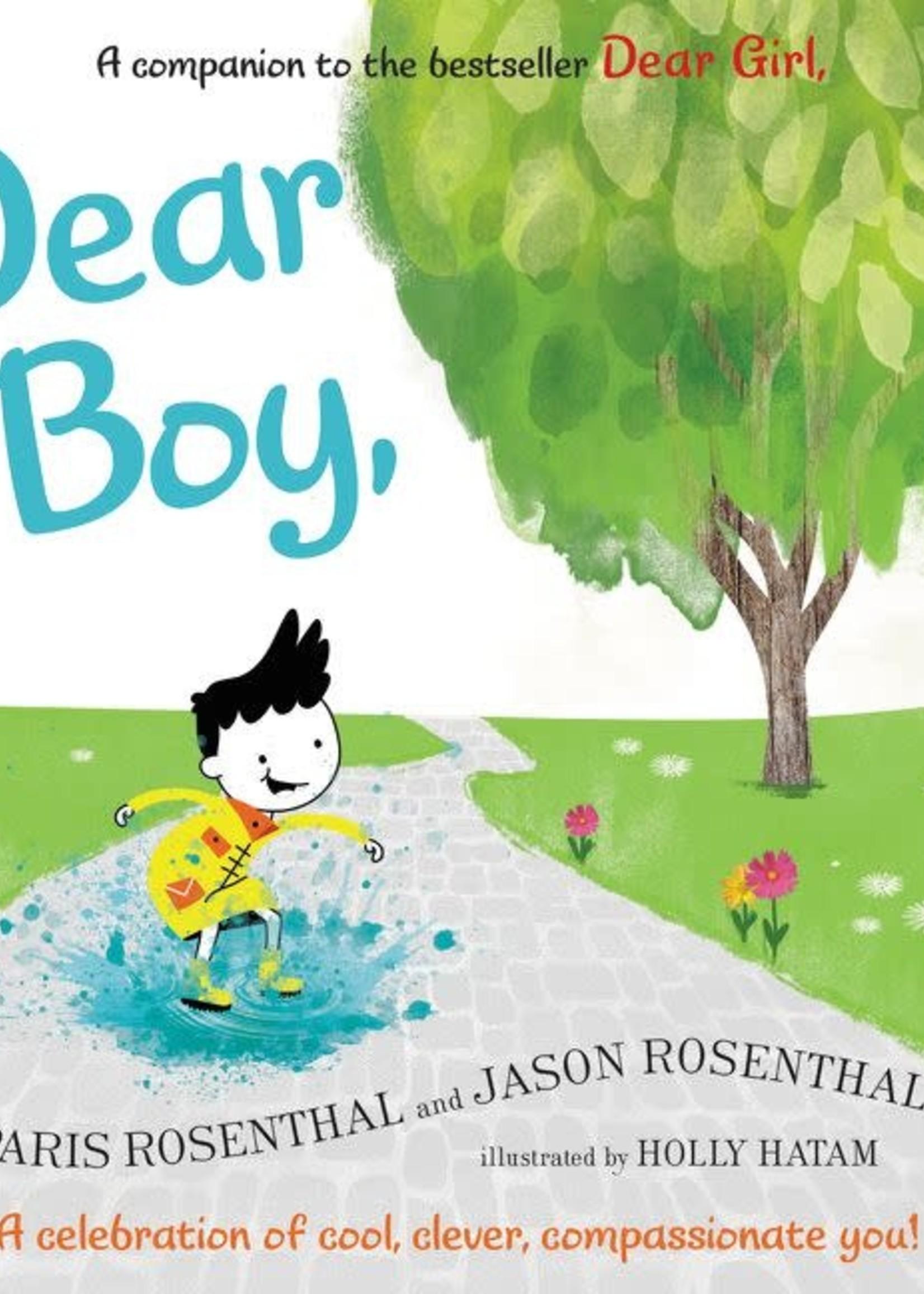 Dear Boy, - Hardcover