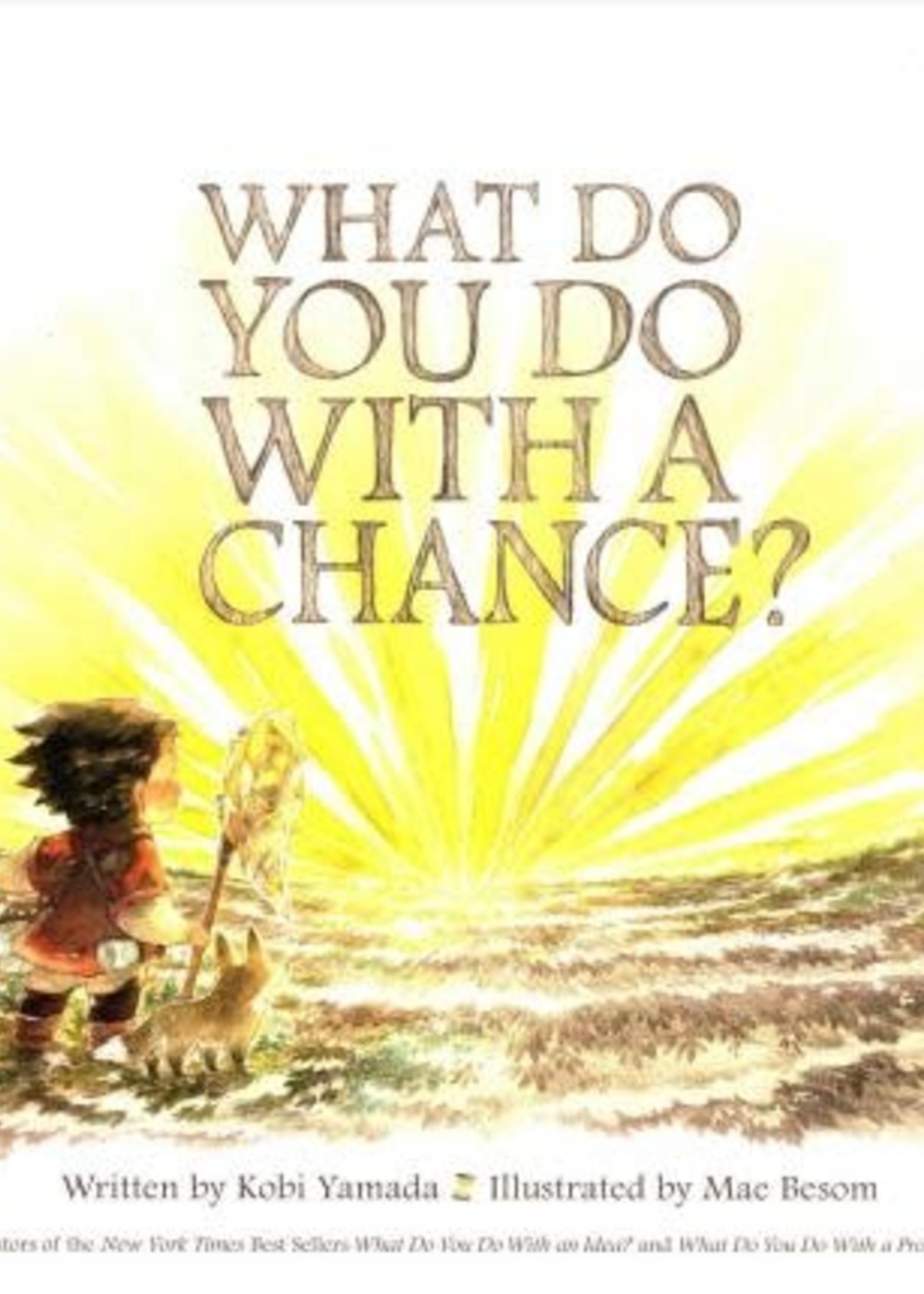 What Do You Do With a Chance? - Hardcover