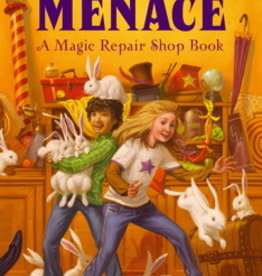 Magic Repair Shop Books #01, The Multiplying Menace - PB