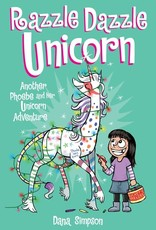 Phoebe and Her Unicorn #04, Razzle Dazzle Unicorn Graphic Novel - Paperback