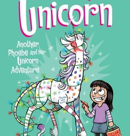 Phoebe and Her Unicorn #04, Razzle Dazzle Unicorn GN - PB