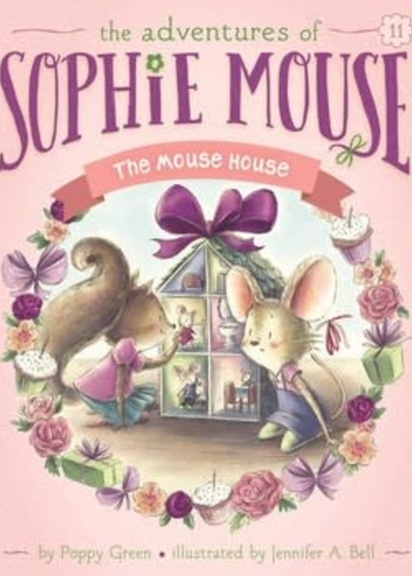 Adventures of Sophie Mouse #11, The Mouse House - Hardcover