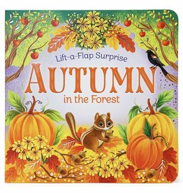 Autumn in the Forest, Lift-A-Flap - BB