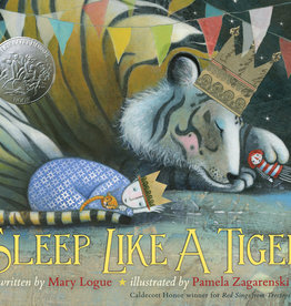 Sleep Like a Tiger - Board Book