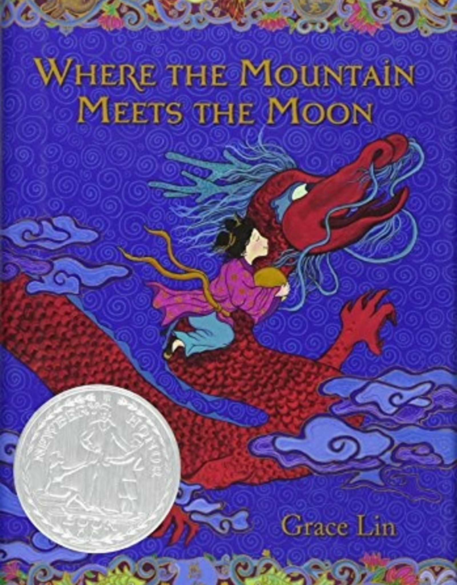 Where The Mountain Meets The Moon - Paperback