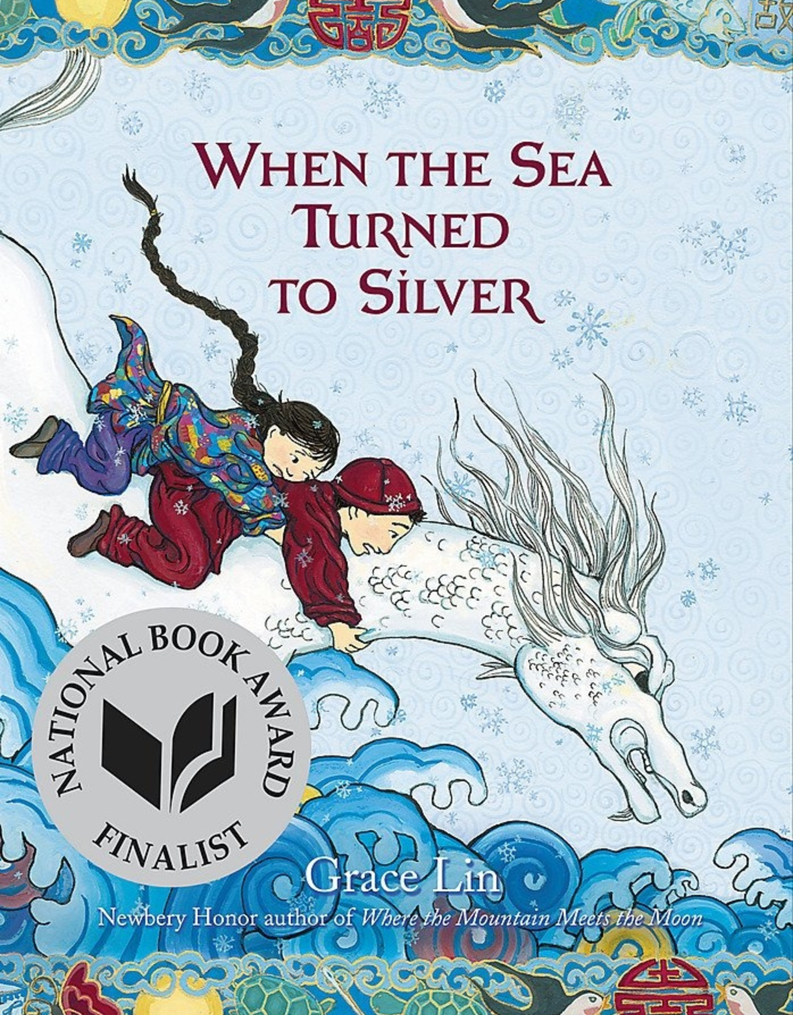 When the Sea Turned to Silver - Paperback