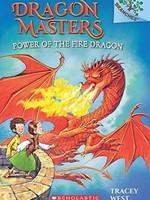 Scholastic Dragon Masters #04, Power of the Fire Dragon - PB