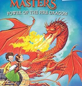 Scholastic Dragon Masters #04, Power of the Fire Dragon - PB