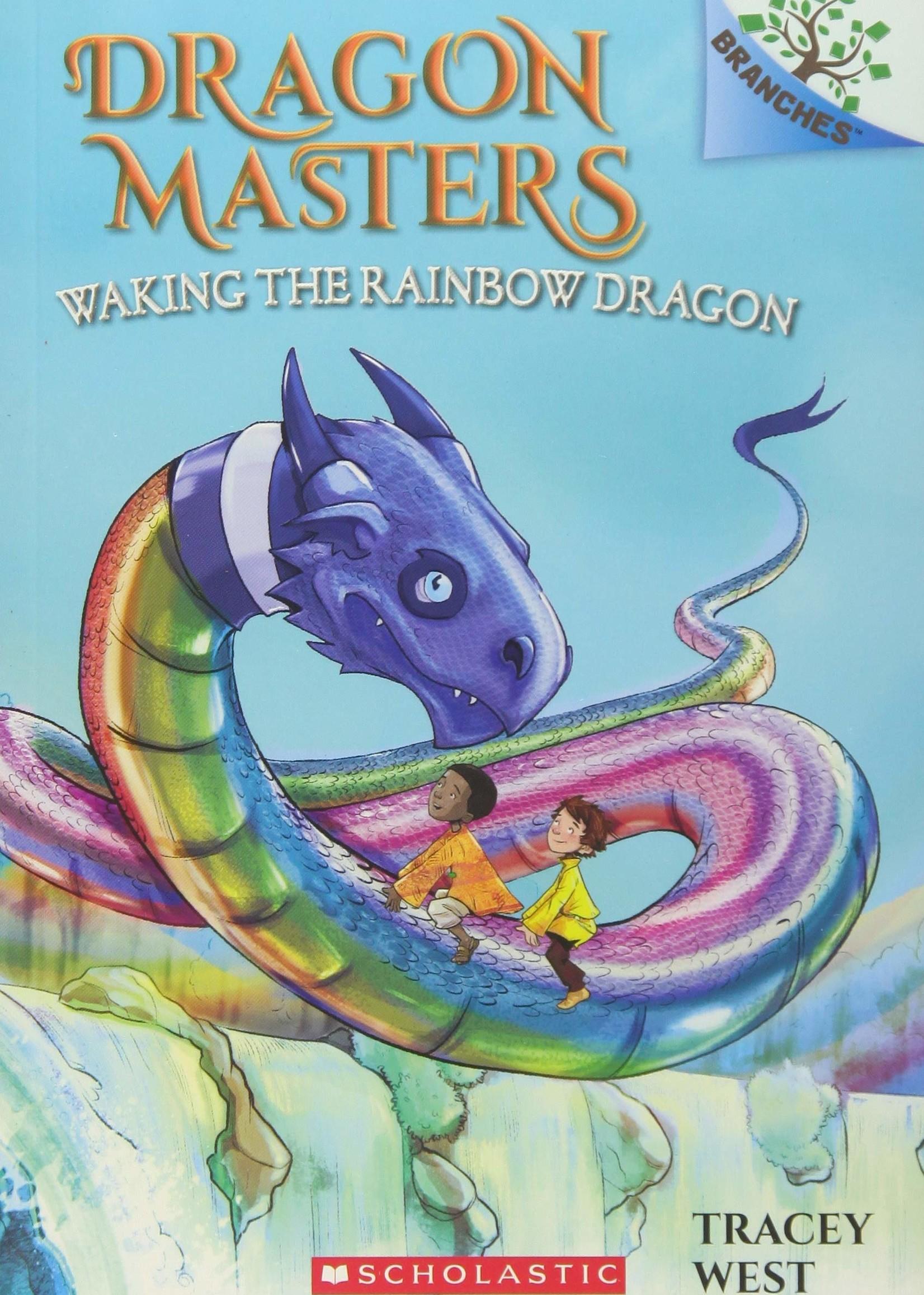 Dragon Masters #10, Waking the Rainbow Dragon - Paperback