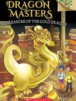 Dragon Masters #12, Treasure of the Gold Dragon - PB