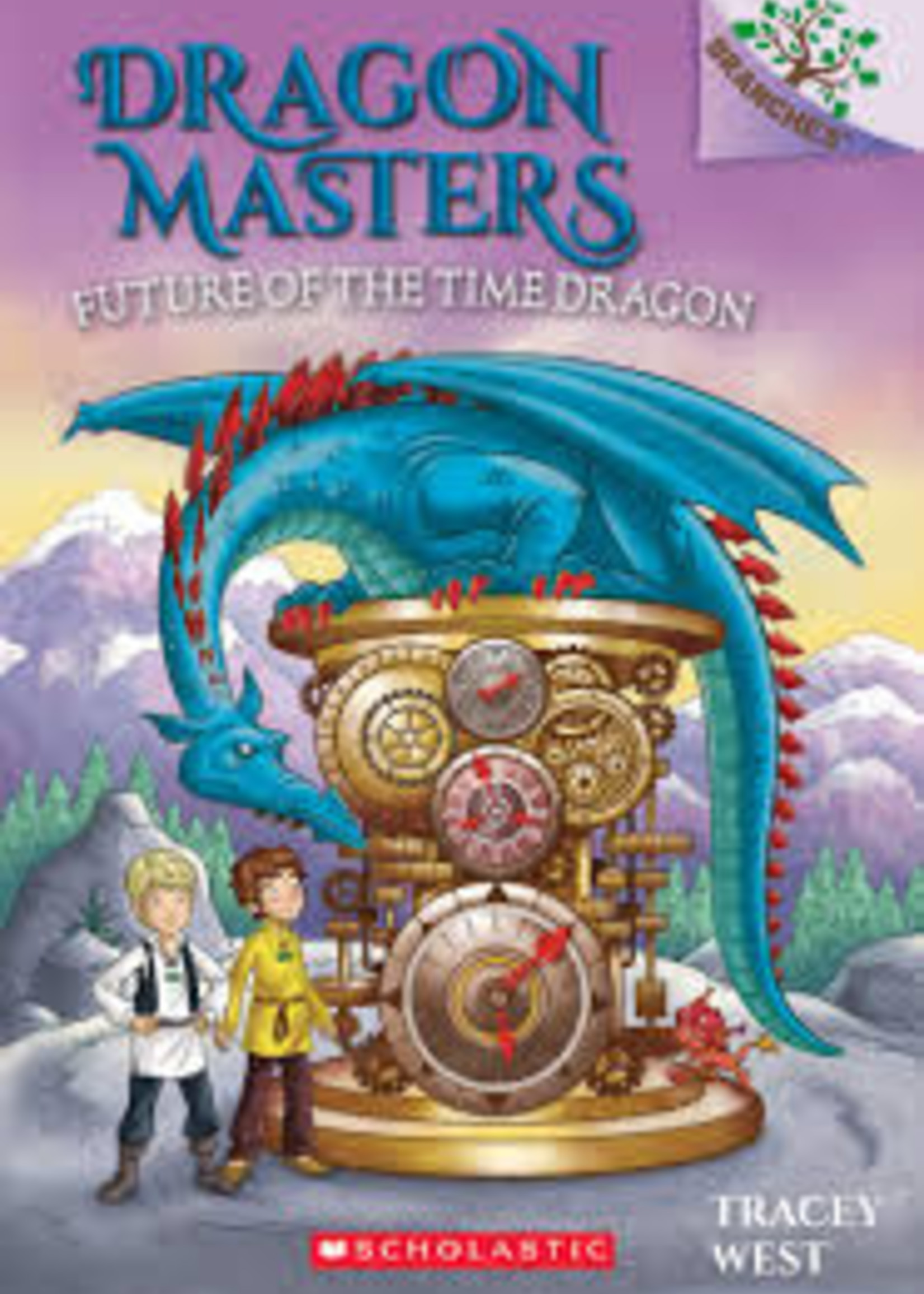 Dragon Masters #15, Future of the Time Dragon - Paperback