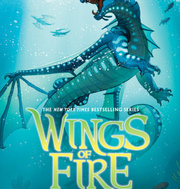 Scholastic Wings of Fire #02, The Lost Heir - PB