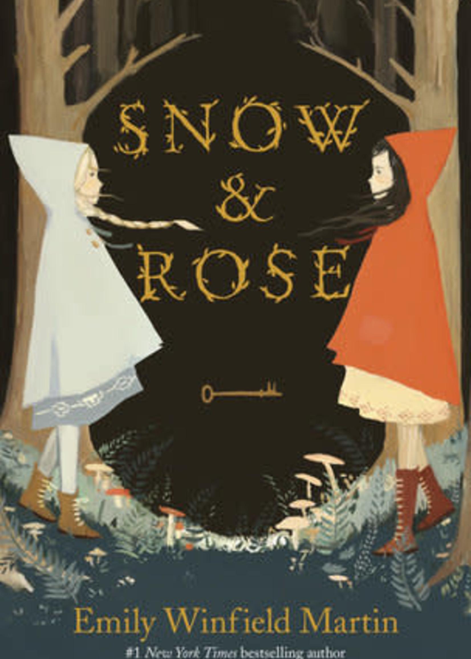 Snow & Rose - Paperback