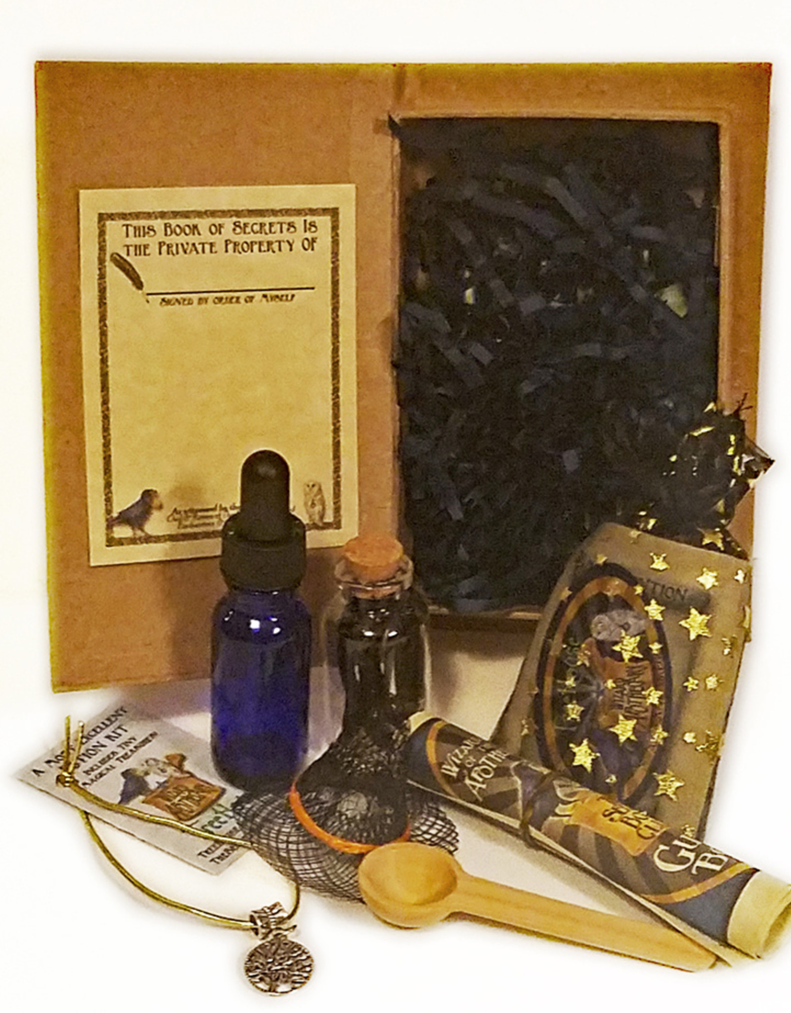 LadyJane Studios Teensy-Tiny Most Excellent Potion Kit
