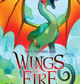 Scholastic Wings of Fire #03, The Hidden Kingdom - PB