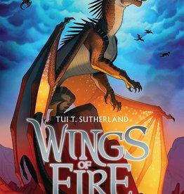 Wings of Fire #04, The Dark Secret - PB