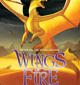 Scholastic Wings of Fire #05, The Brightest Night - PB