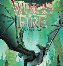 Wings of Fire #06, Moon Rising - PB