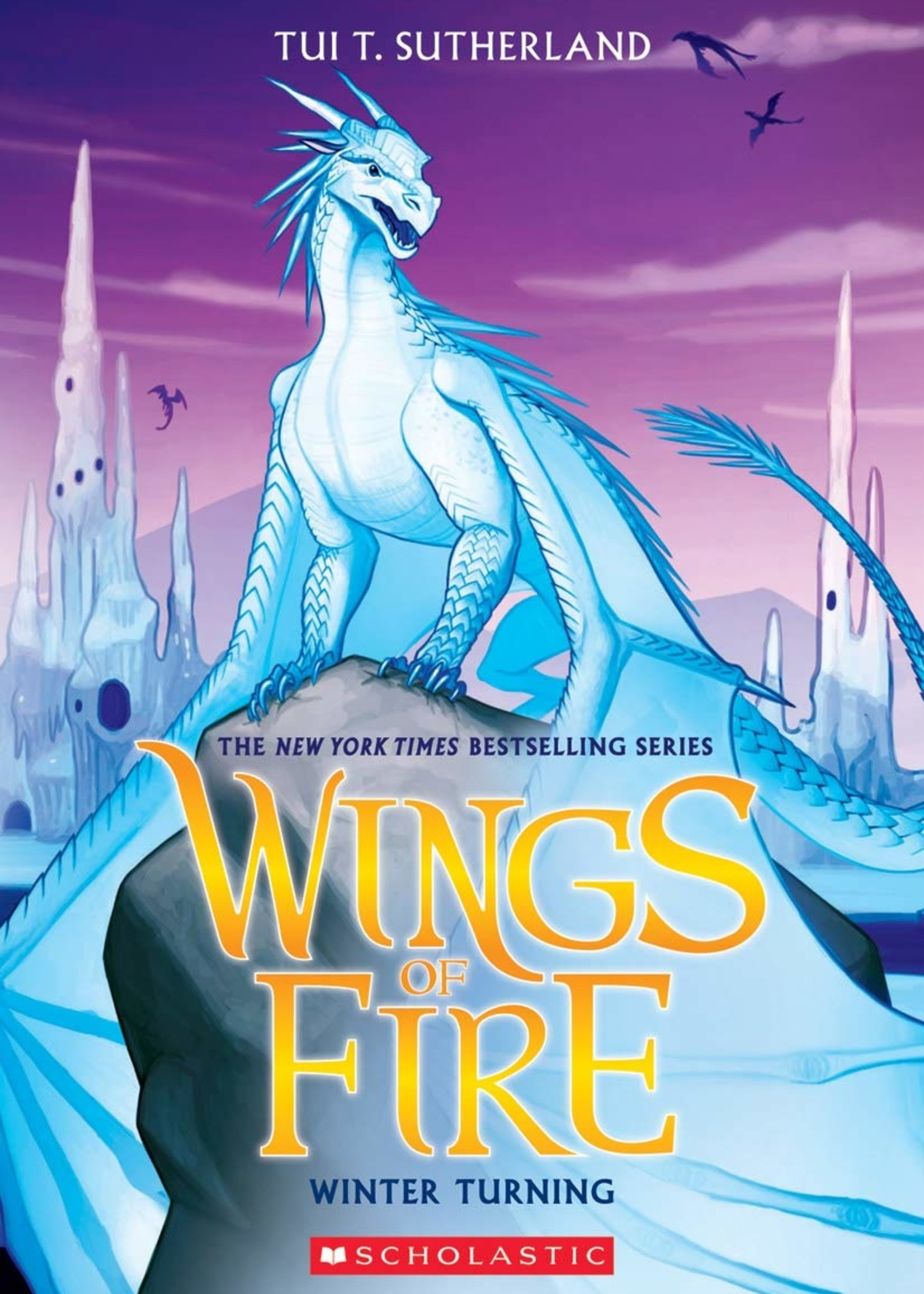 Wings of Fire #07, Winter Turning - Paperback