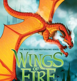 Wings of Fire #08, Escaping Peril - PB