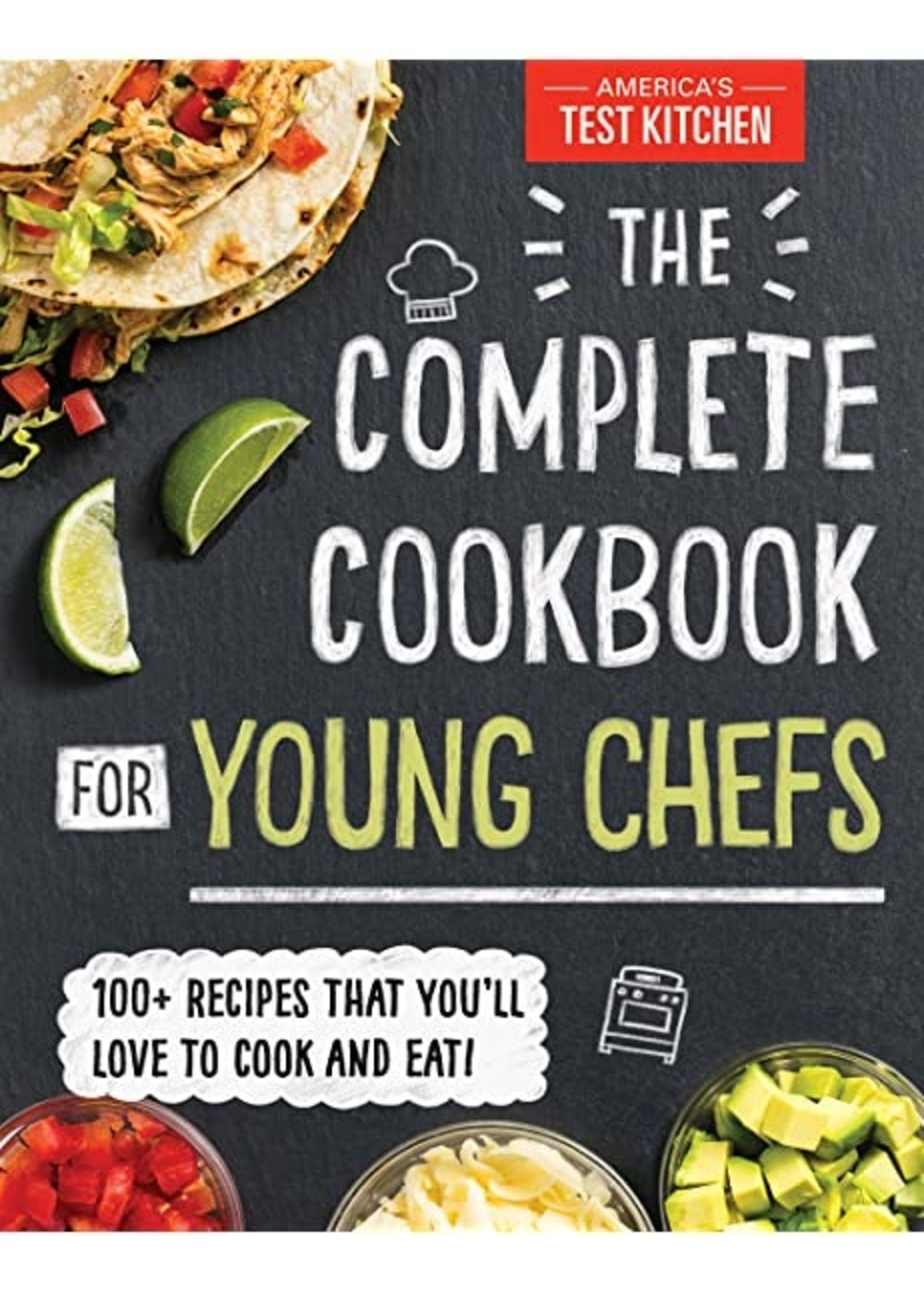 The Complete Cookbook for Young Chefs - Hardcover