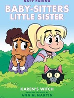 Baby-Sitters Little Sister GN #01, Karen's Witch - PB