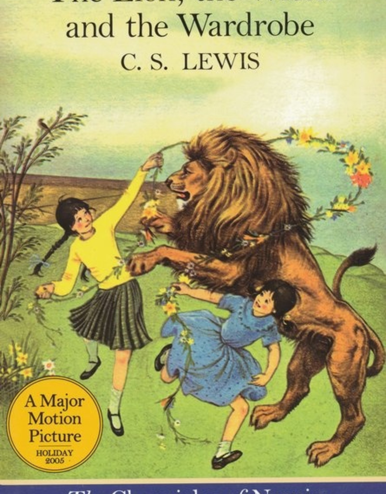 Chronicles of Narnia #02, The Lion, the Witch and the Wardrobe - Paperback