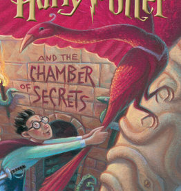 Scholastic Harry Potter #02, Harry Potter and the Chamber of Secrets - PB